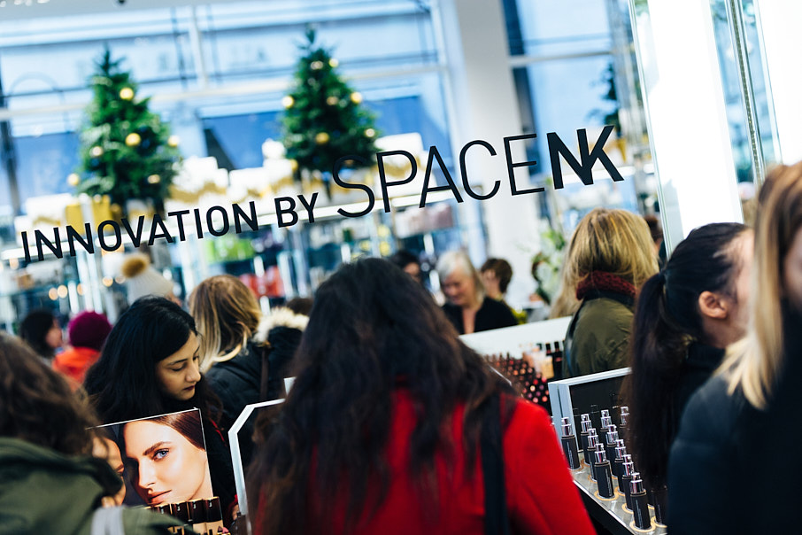 Press Launch | Innovation by Space NK