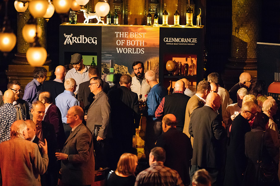 Event Photography | The Telegraph Whisky Experience